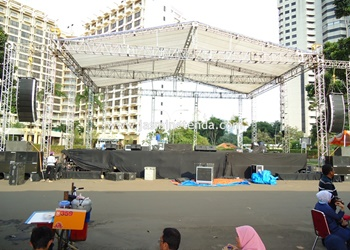 tenda rigging